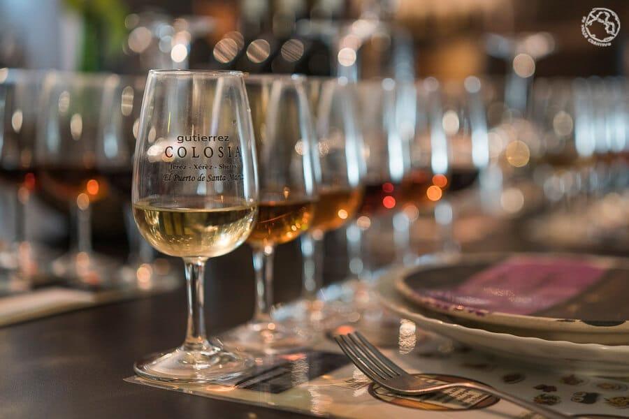 Tour del vino Jerez El Puerto Cádiz