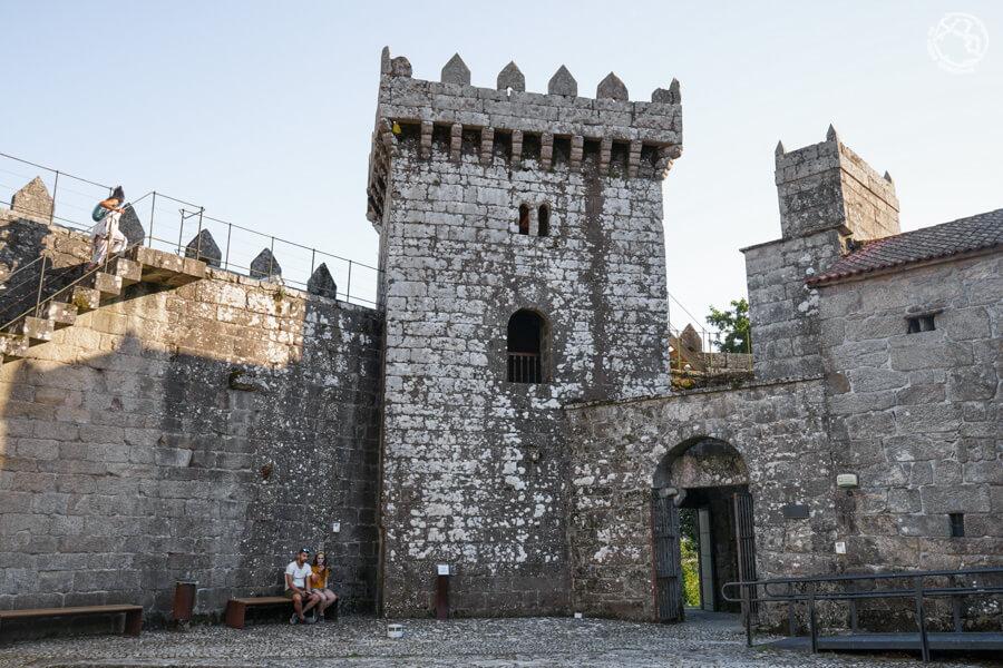 Castillo de Vimianzo Costa da Morte