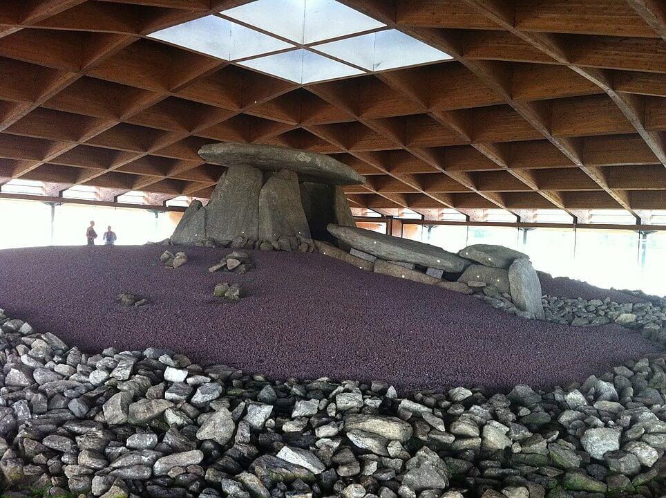 Qué visitar en Galicia Dolmen Dombate