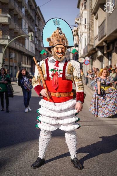 Entroido Galicia carnaval Ourense