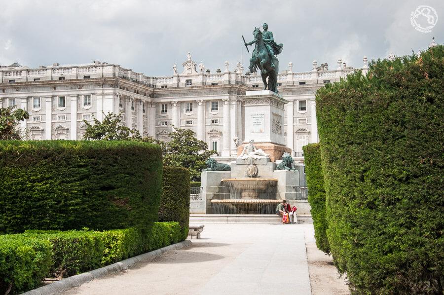 Palacio Real de Madrid visita