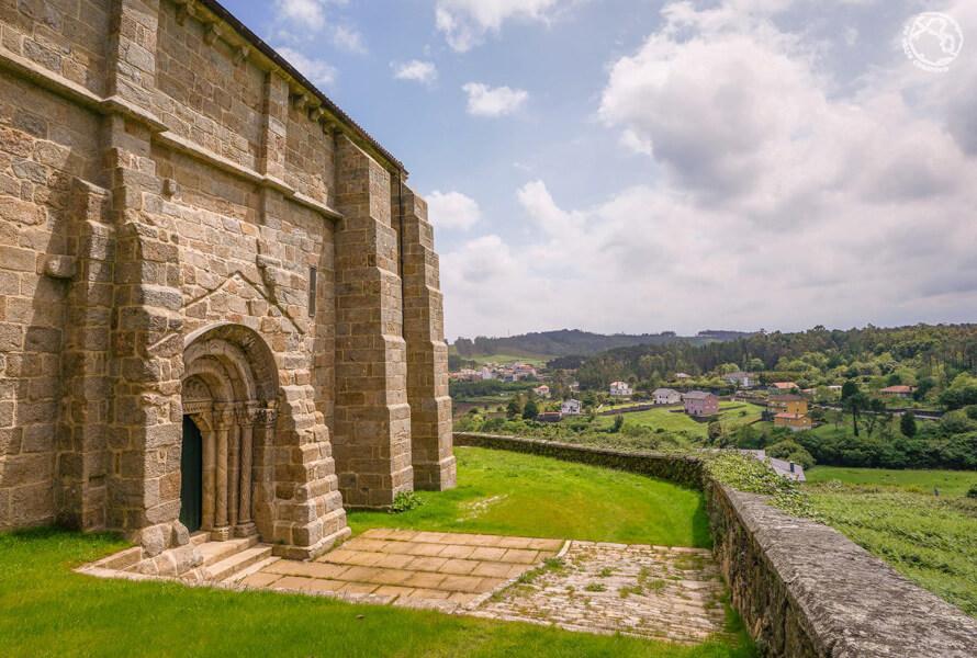 San Xulián de Moraime Coruña Costa da Morte