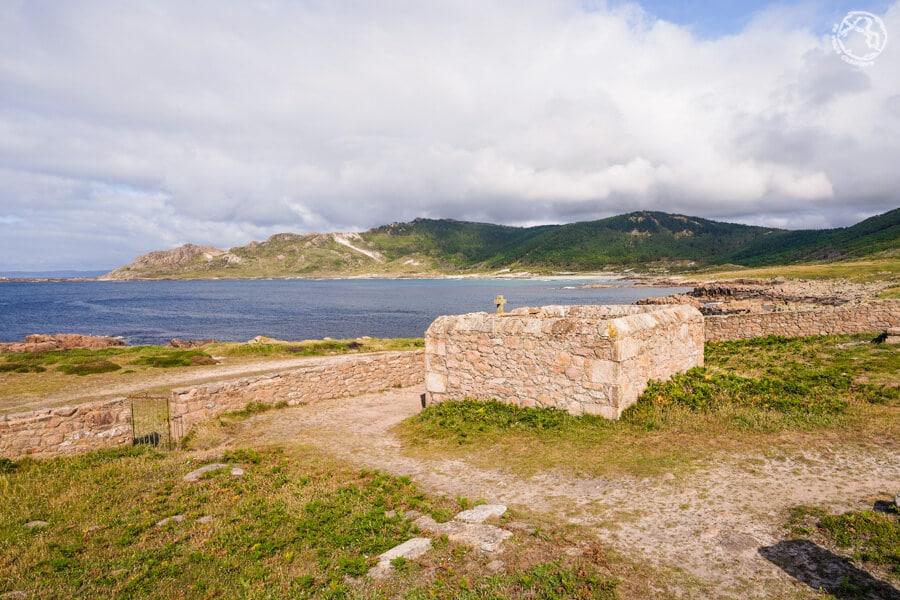 Cementerio de los Ingleses Costa da Morte que ver