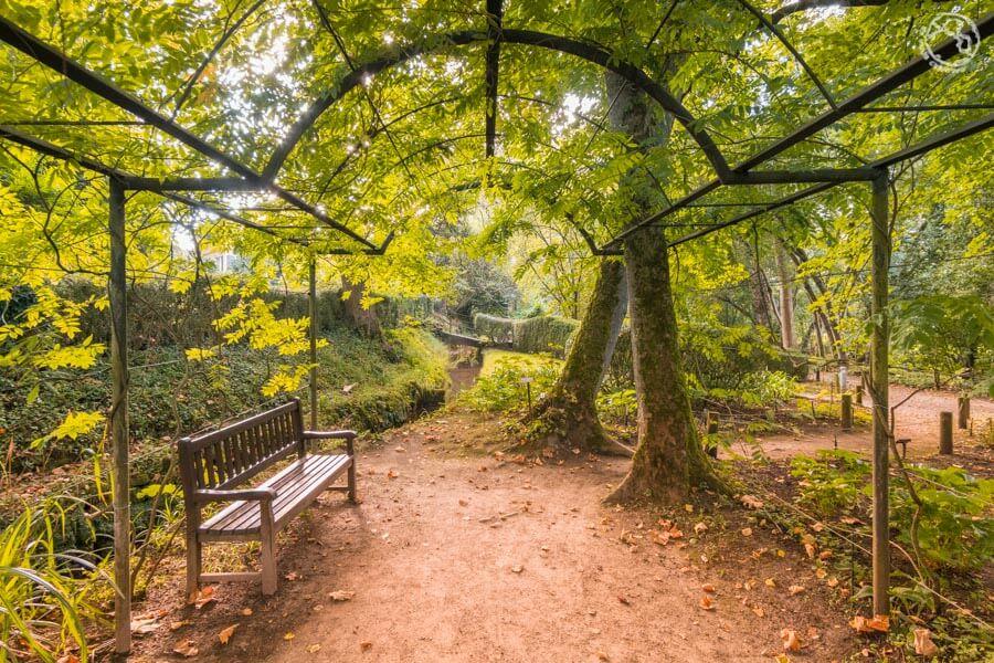 Jardín Botánico de Gijón