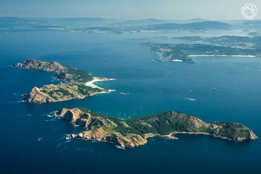 Visitar islas Cíes autorización