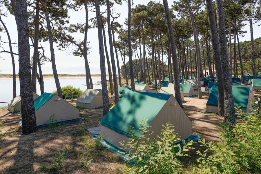 Camping Cíes reserva precios