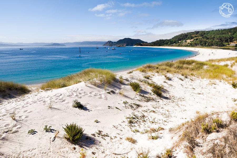 Playa de Rodas Cíes