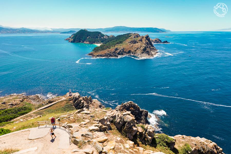 Visitar islas Cíes rutas