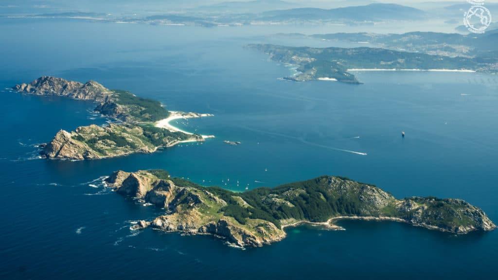 Visitar las islas Cíes autorización permiso.