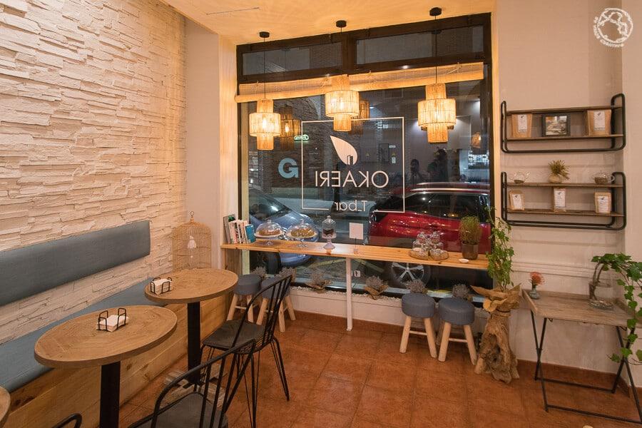 Restaurantes vegetarianos Gijón