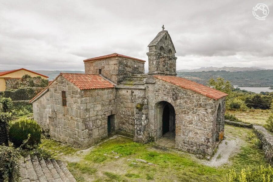 Santa Comba de Bande Serra do Xurés