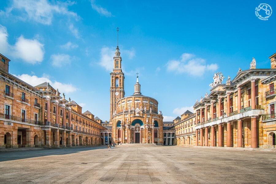 La Laboral Ciudad de la Cultura de Gijón