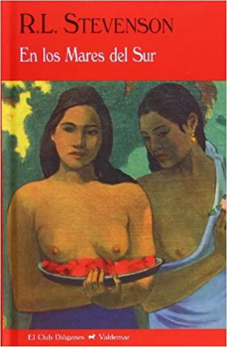 Libro viajes stevenson polinesia