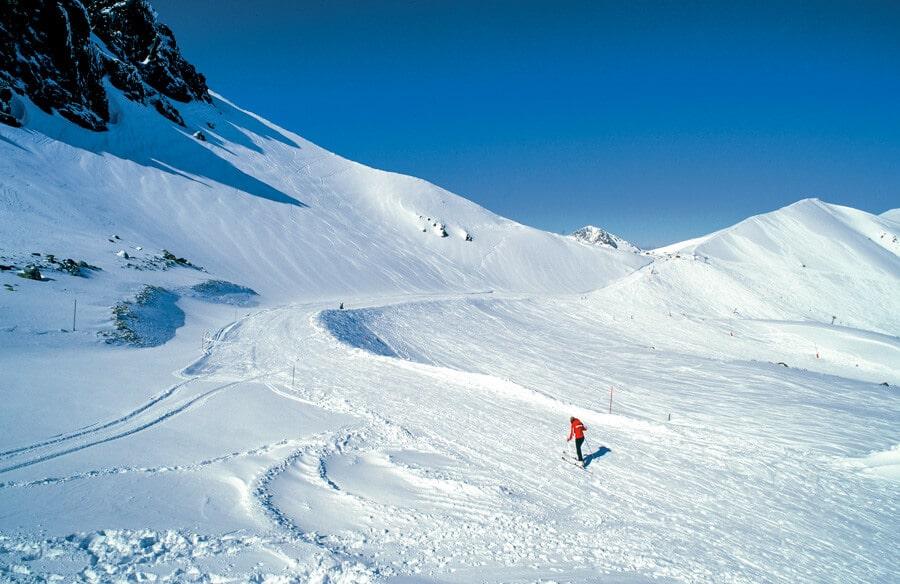 Estaciones de esquí en León  San Isidro