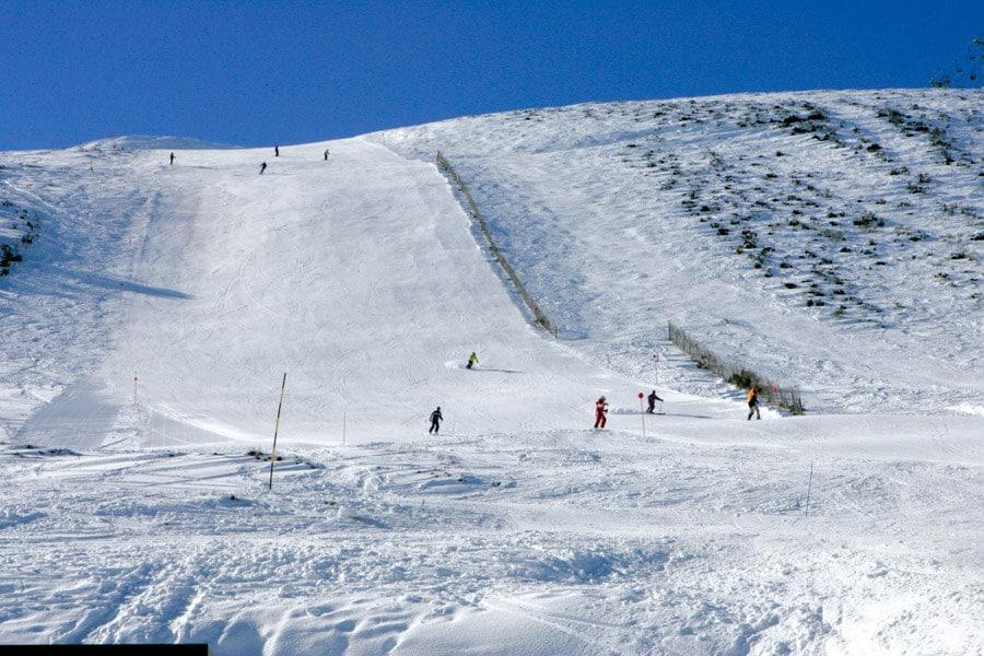 Estación esquí Leitariegos