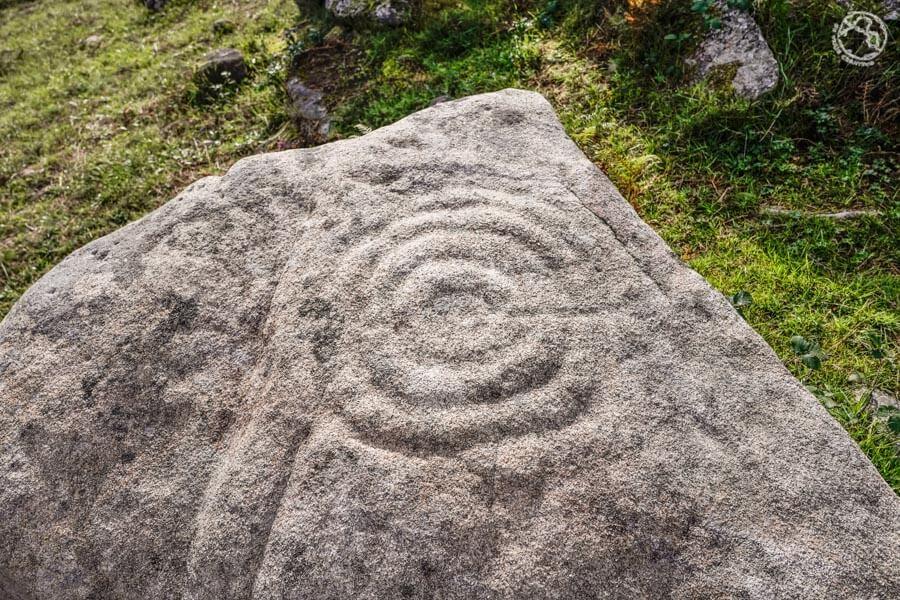 Campo Lameiro Petroglifos que ver