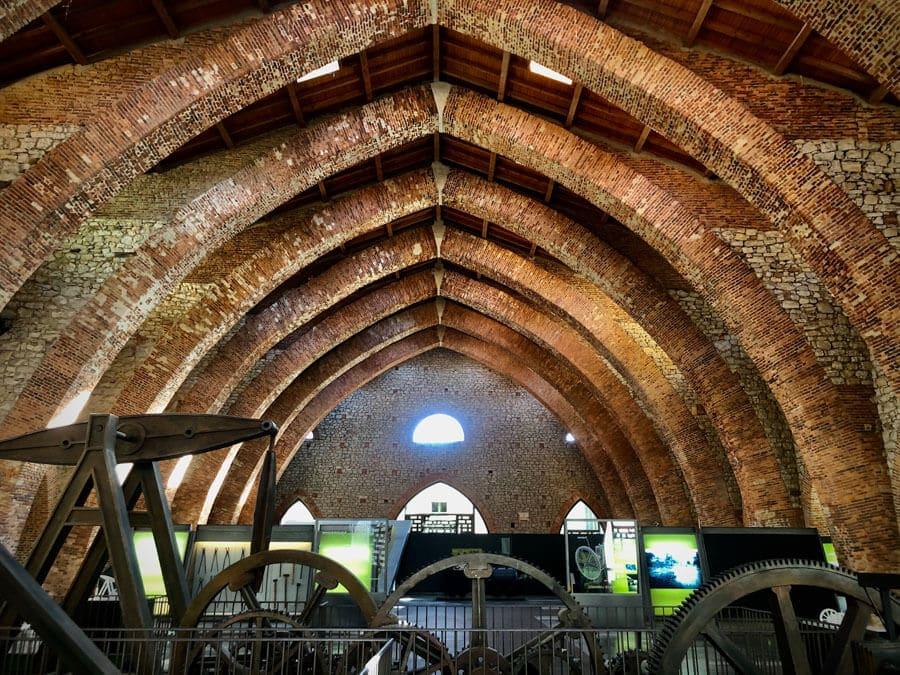Museo de la Siderurgia y la Minería de Castilla y León (Sabero)