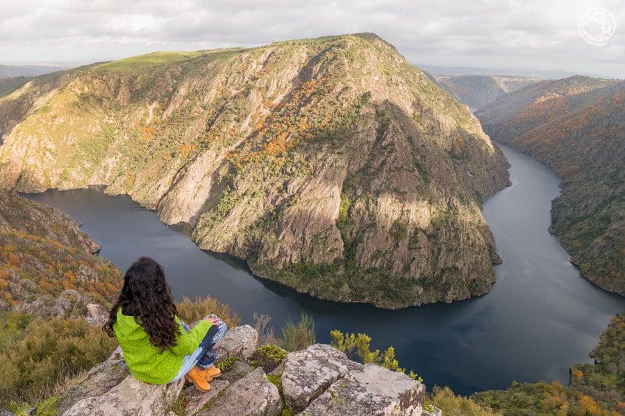 Miradores de la Ribeira Sacra y cañón del Sil