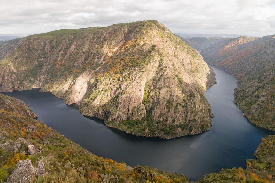 Miradores Ribeira Sacra Cañón del Sil Vilouxe