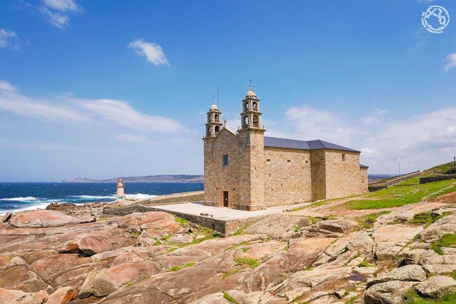 Virxe da Barca Paisajes de Galicia viaje