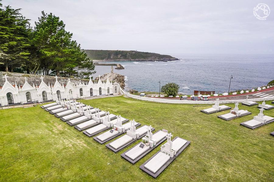 Cementerio Luarca Severo Ochoa