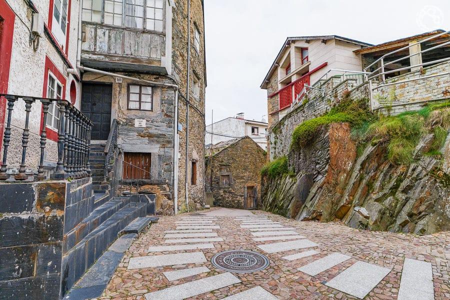 Casco viejo Luarca