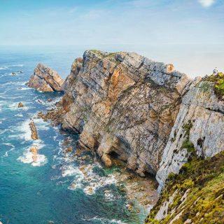Cabo Peñas faro ruta