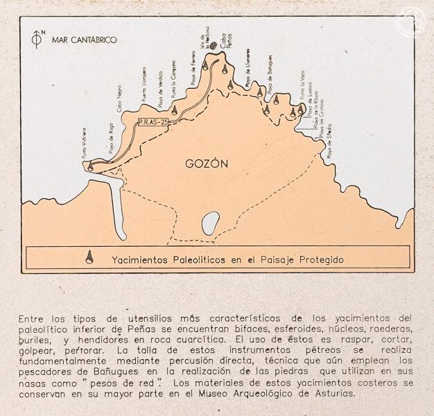 Paisaje Protegido yacimientos Asturias