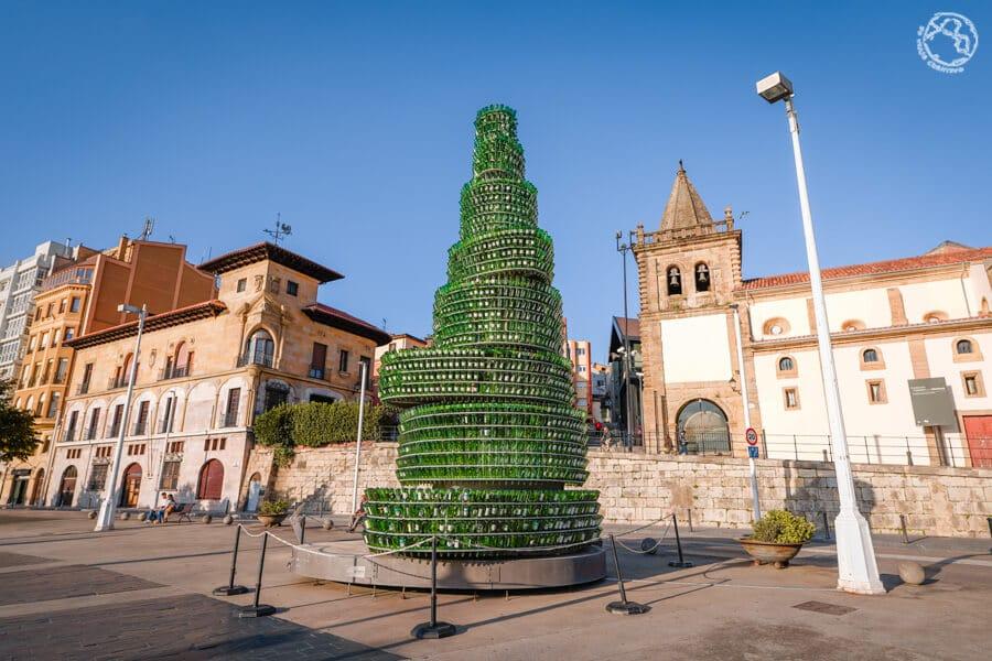 Árbol de Sidra Gijón