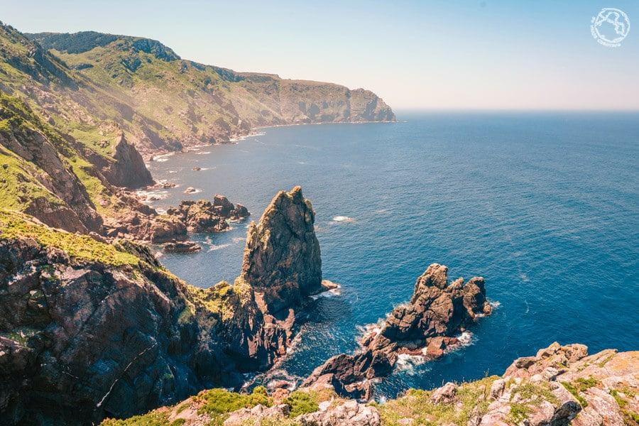 Cabo Ortegal, Coruña Galicia