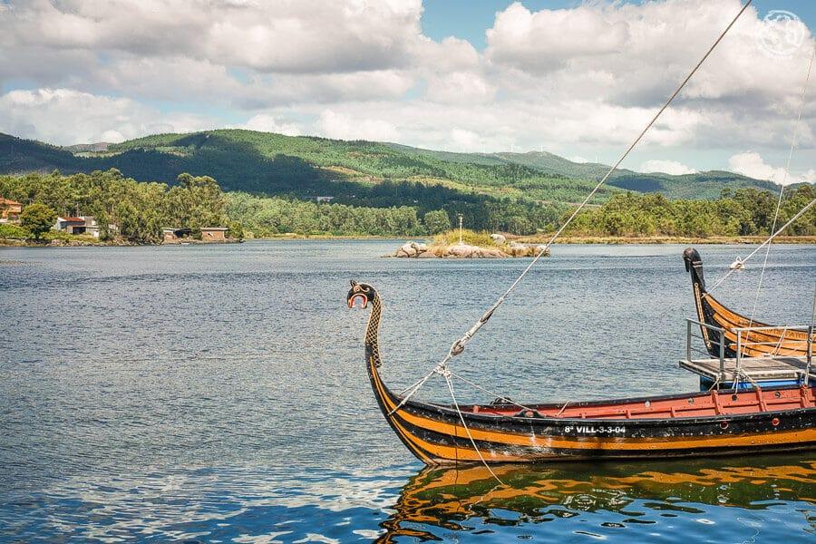 Catoira vikingos Galicia