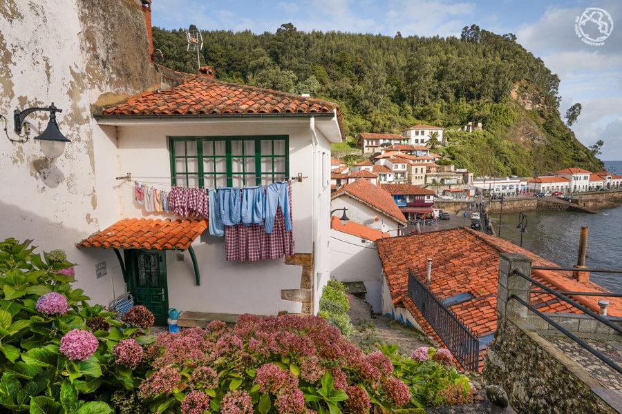 Ruta costa de Asturias pueblos Tazones