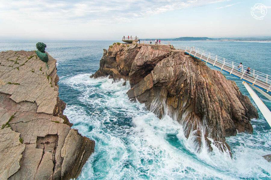 Ruta costa de Asturias playas