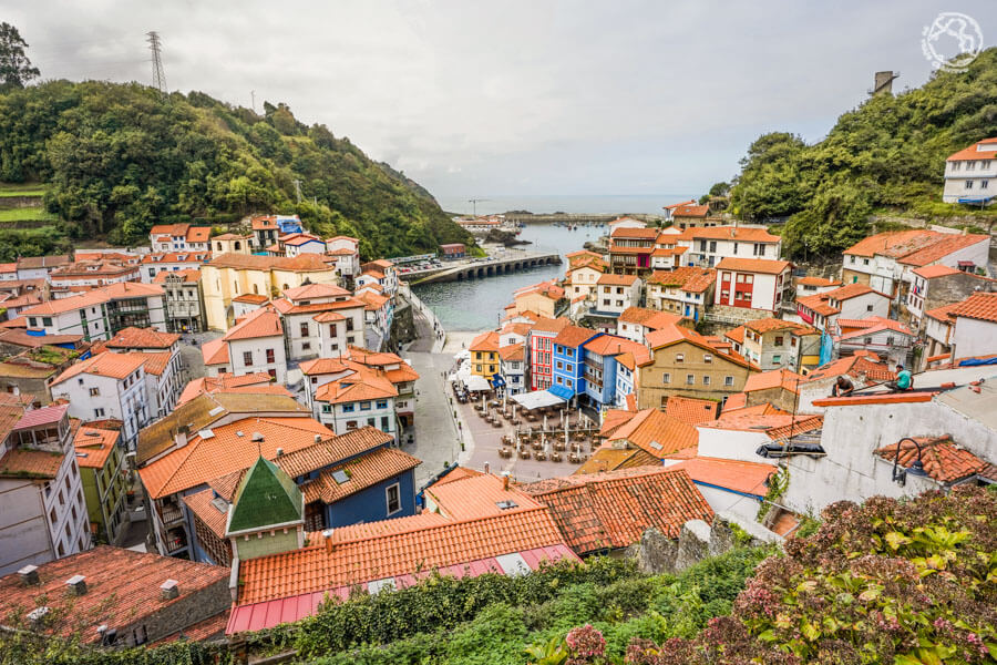 Ruta costa de Asturias Cudillero