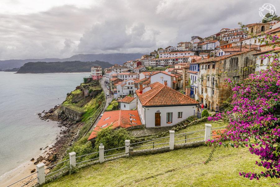 Ruta costa de Asturias pueblos Lastres