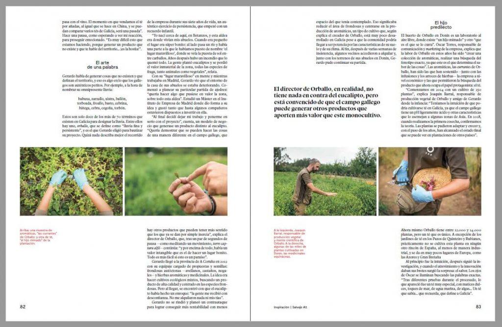 Dani Keral Revista Salvaje