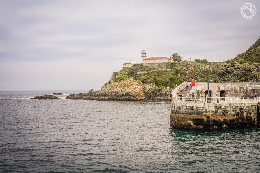 Faros de la costa de Asturias