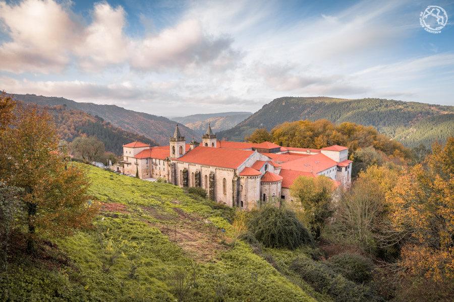Monasterio de Santo Estevo de Ribas de Sil, embarcadero de Santo Estevo