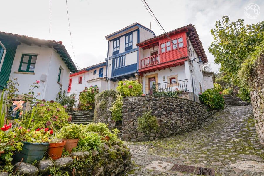 Tazones, los pueblos más bonitos de Asturias