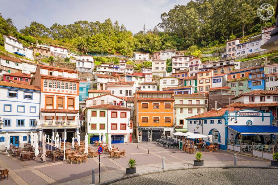 los pueblos más bonitos de Asturias Cudillero