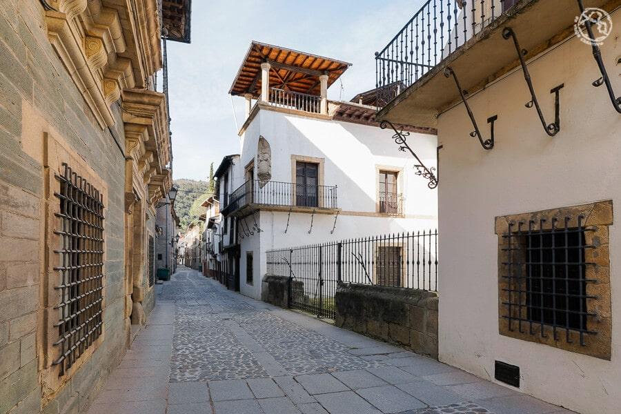 Palacio de Torquemada Villafranca del Bierzo que ver