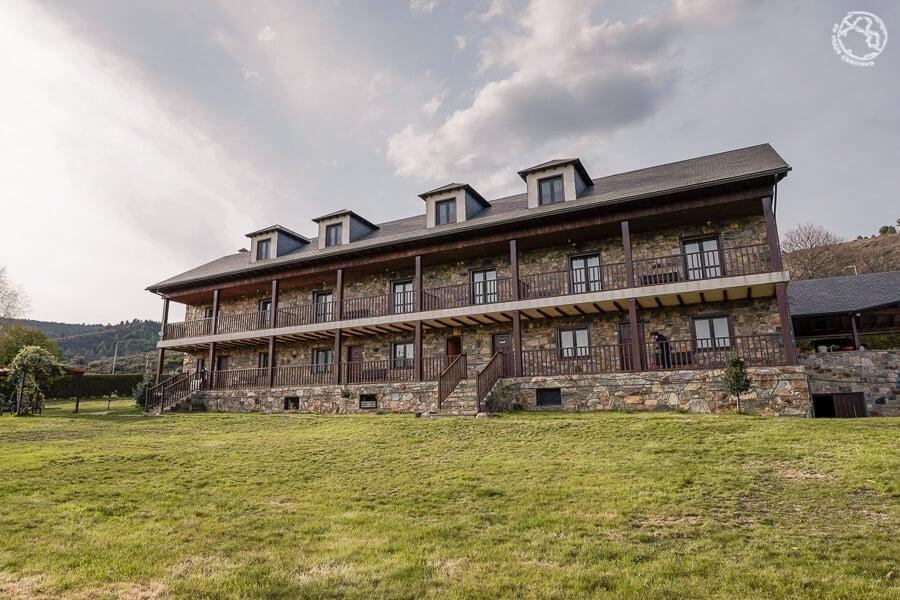 hoteles casas rurales Ancares leoneses
