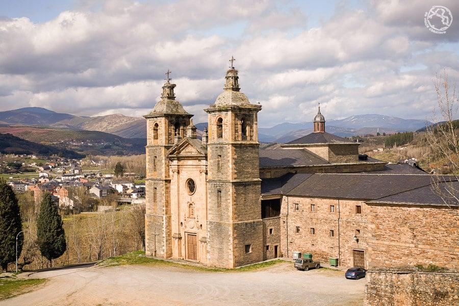 monasterio de San Andrés de Espinareda Ancares
