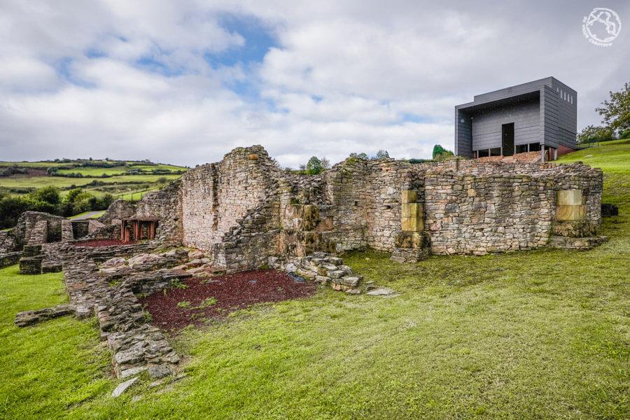 Villa romana de Veranes Gijón