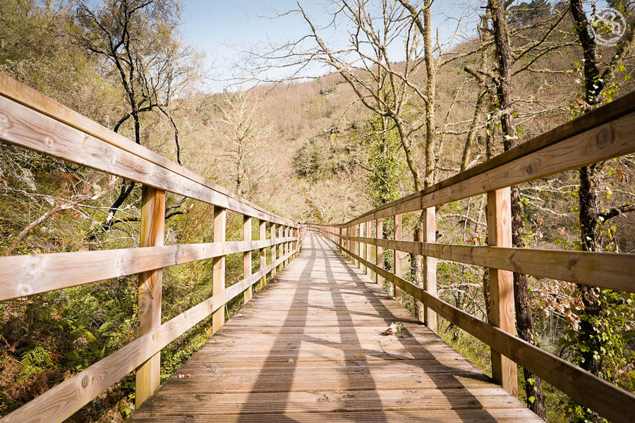 ruta del cañón del río Mao PR-G 177