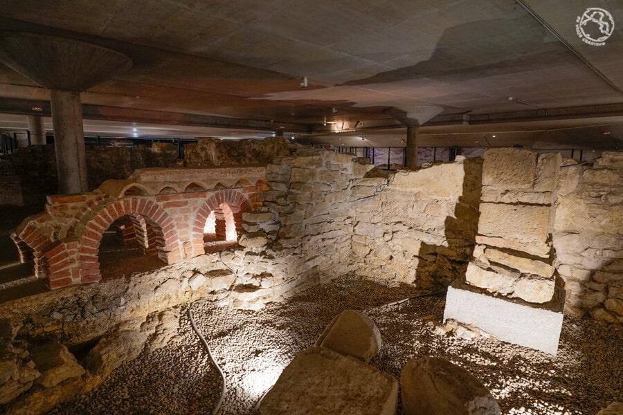 Termas romanas Gijón que ver en un día