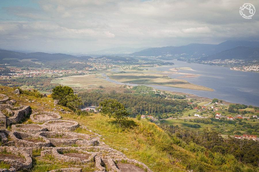 Viajar a Galicia en verano de vacaciones