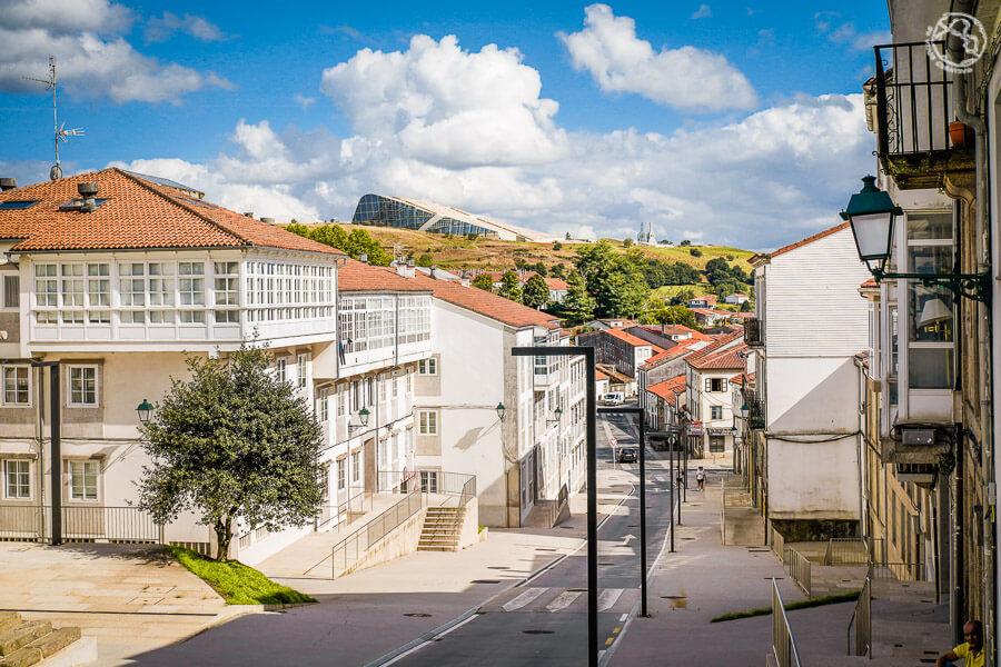Miradores Santiago de Compostela