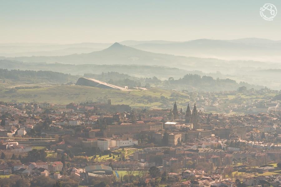 Qué ver en Santiago de Compostela en un día mirador