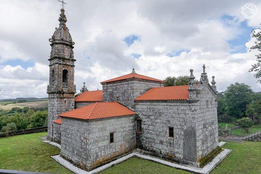 Iglesia San Pedro de Buxantes